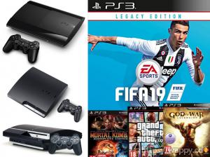 Installation de jeux PS3 (PlayStation 3)